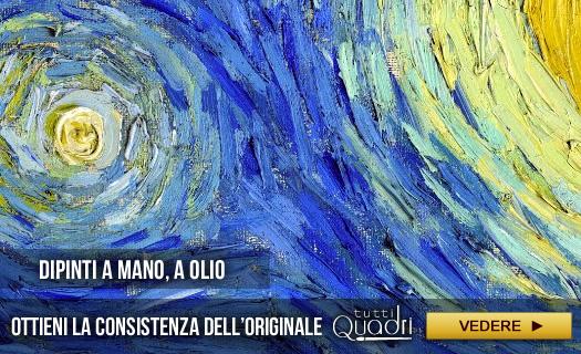 Tutti Quadri, vendita dipinti olio su tela, compra quadro online.