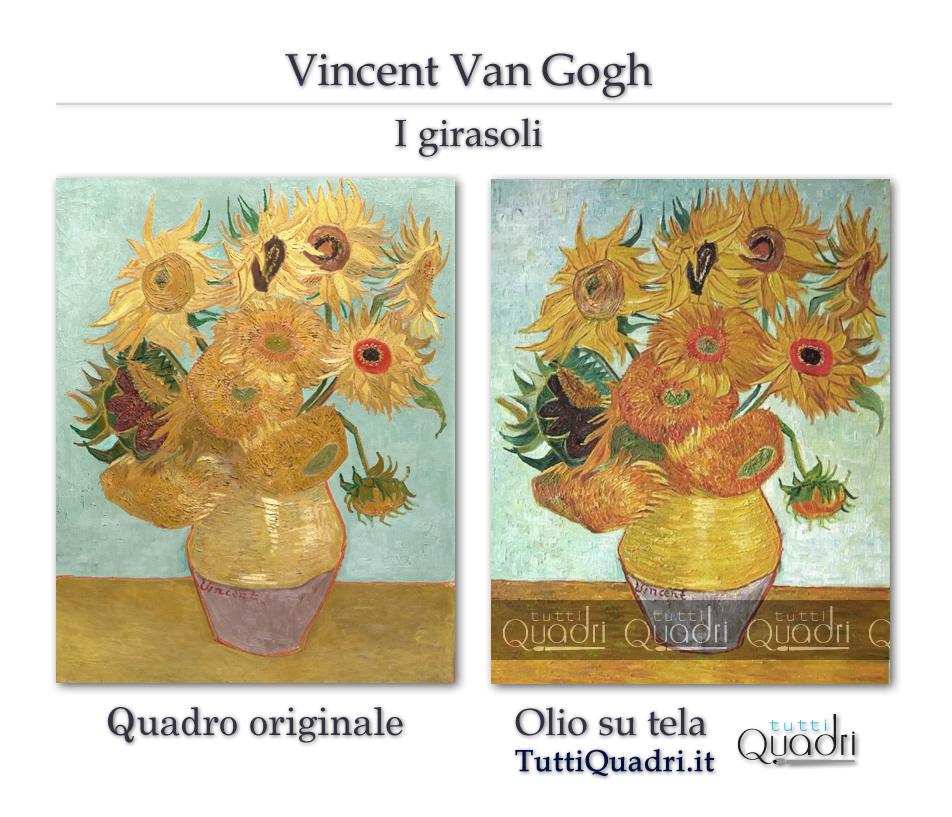 Falsi d\'autore, pitture a olio, quadri da museo.