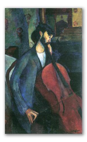 Il Violoncellista