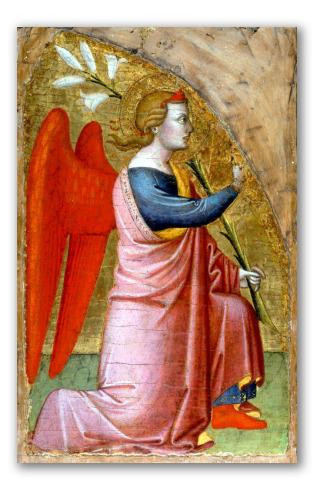 L'Angelo Annunciatore, Niccolò