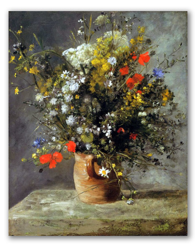 Fiori in Vaso 1866