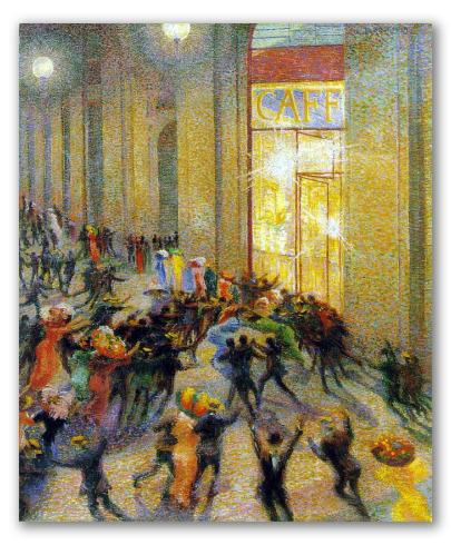 Rissa in Galleria