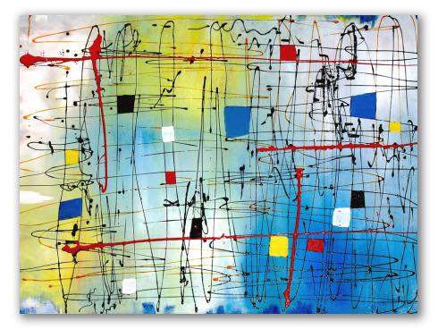 Fantasia di Miró