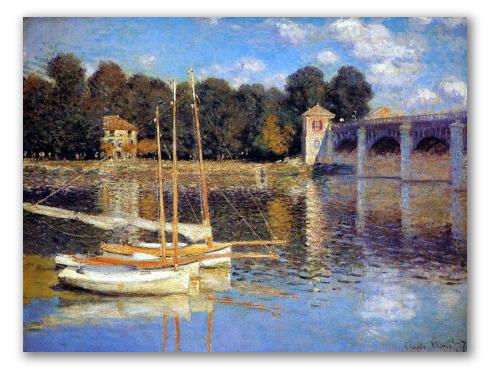 Il Ponte di Argenteuil