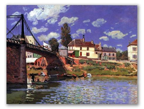 Il Ponte di Villeneuve-la-Garenne