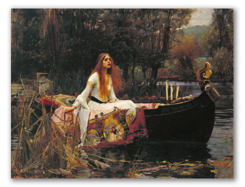 Lady of Shalott