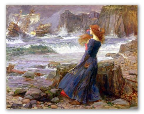 Miranda e la Tempesta