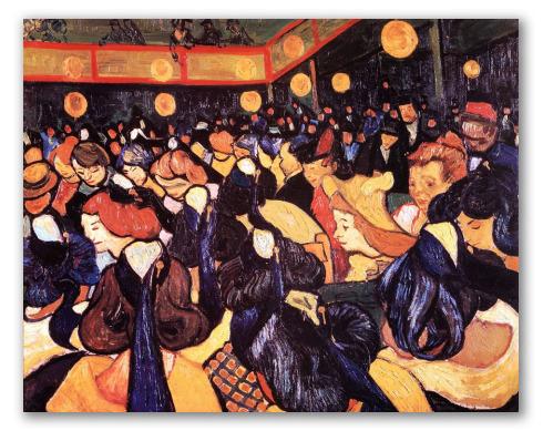 La Sala da Ballo ad Arles