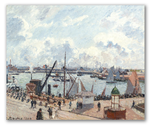 Porto di Havre di Mattina