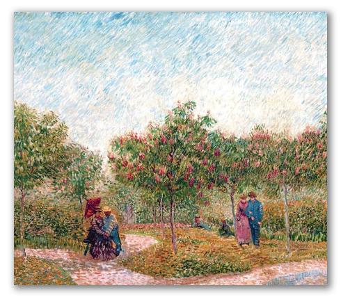 Giardino di Montmartre