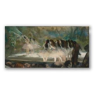 """""""Balletto all'Opera di Parigi"""" di Degas"""