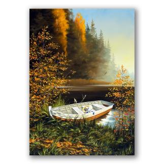 Barca e Lago