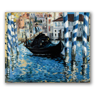 Il Canal Grande di Venezia