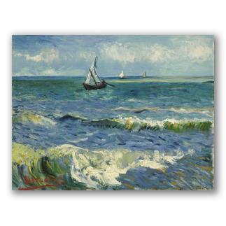 Il Mare a Les Saintes Maries de la Mer.