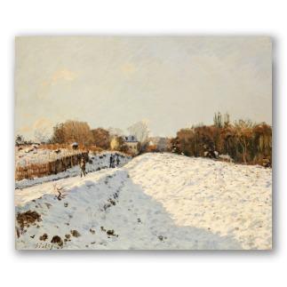 Neve ad Argenteuil