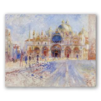 La Piazza San Marco