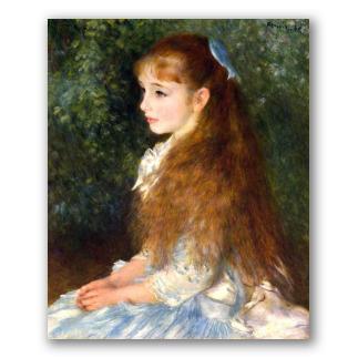 Ritratto di Irène Cahen