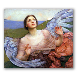 Sense of Sight, Annie Swynnerton