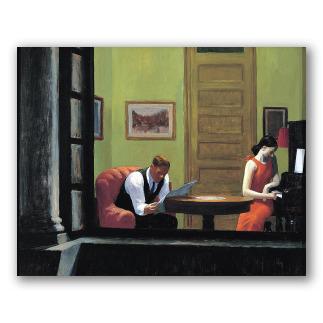 quadri di edward hopper dipinti di arte moderno olioForHopper Finestra Sul Mare