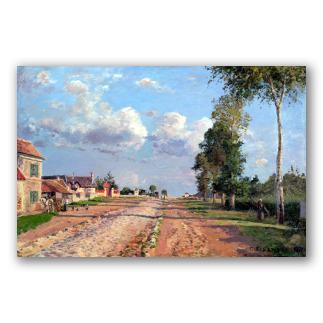 Strada per Versalle, Rocquencourt